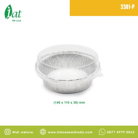Aluminiun Tray STAR No.3381-P (400 ml) 3 3381_p2