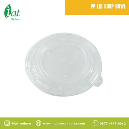 Take away dishes PP Lid for Soup Bowl 1 pp_lid_soup_bowl